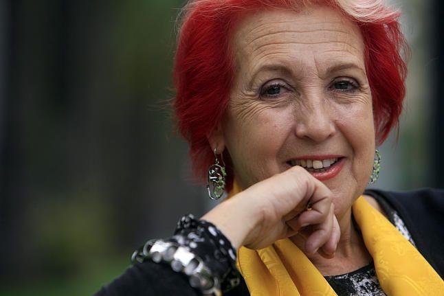 Rosa Mª Calaf (Periodista y corresponsal)