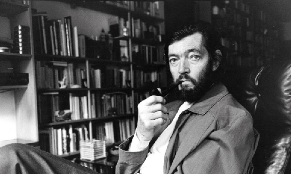 Julio Cortázar (Escritor y traductor) [Con Carles Álvarez]
