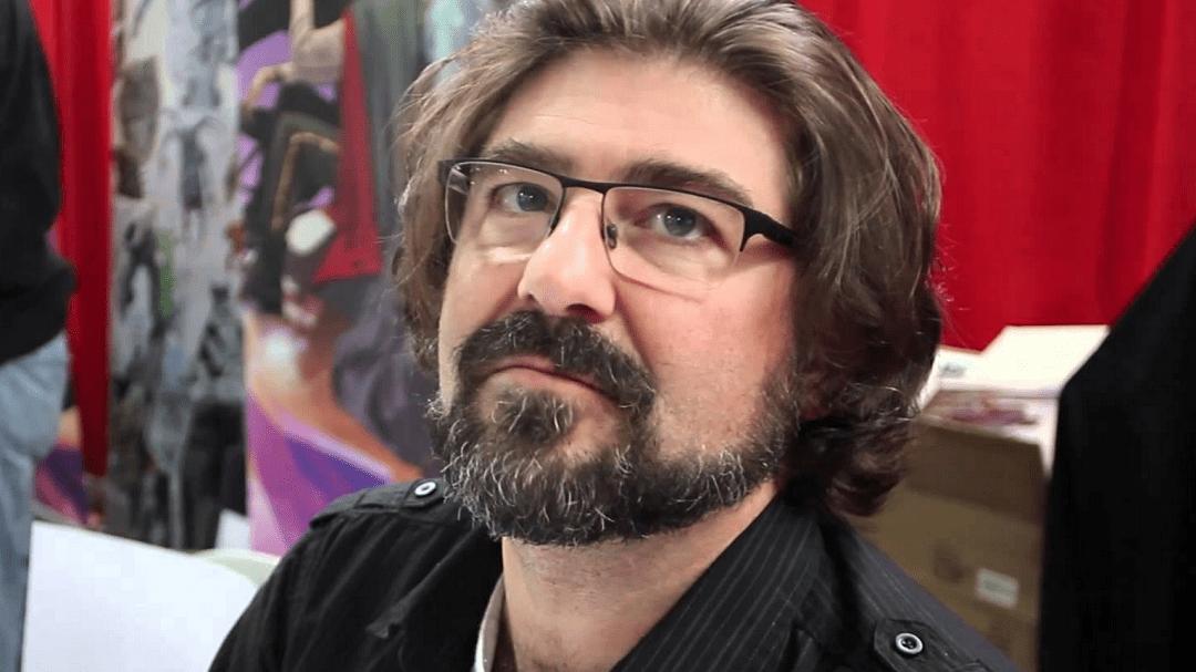 Juanjo Guarnido (Dibujante y coautor de la serie de comics Blacksad)