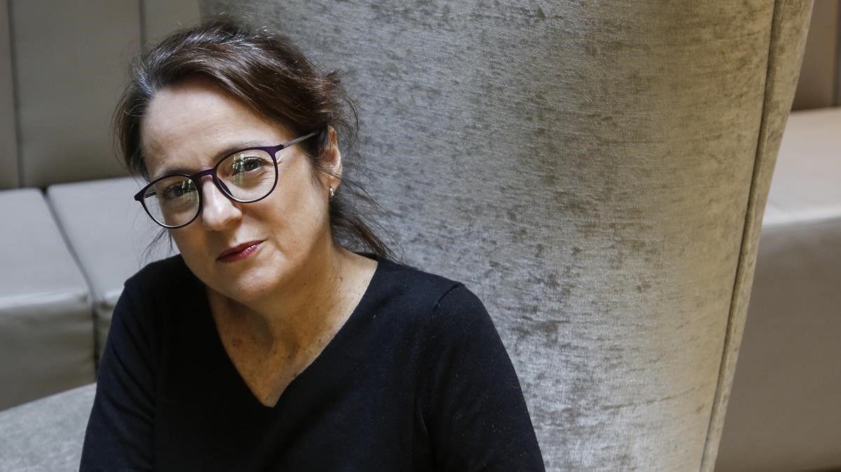 Marta Sanz (Escritora)