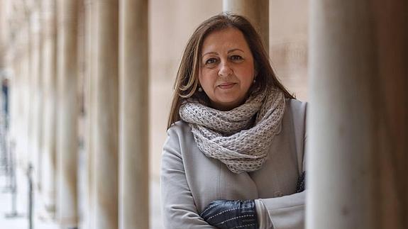 Maria del Mar Villafranca (Directora del Patronato de la Alhambra y el Generalife)