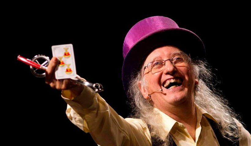 Juan Tamaríz (Mago, Ilusionista)