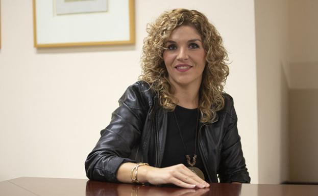 Ana Belén Palomares (Directora del Instituto Andaluz de la Mujer)