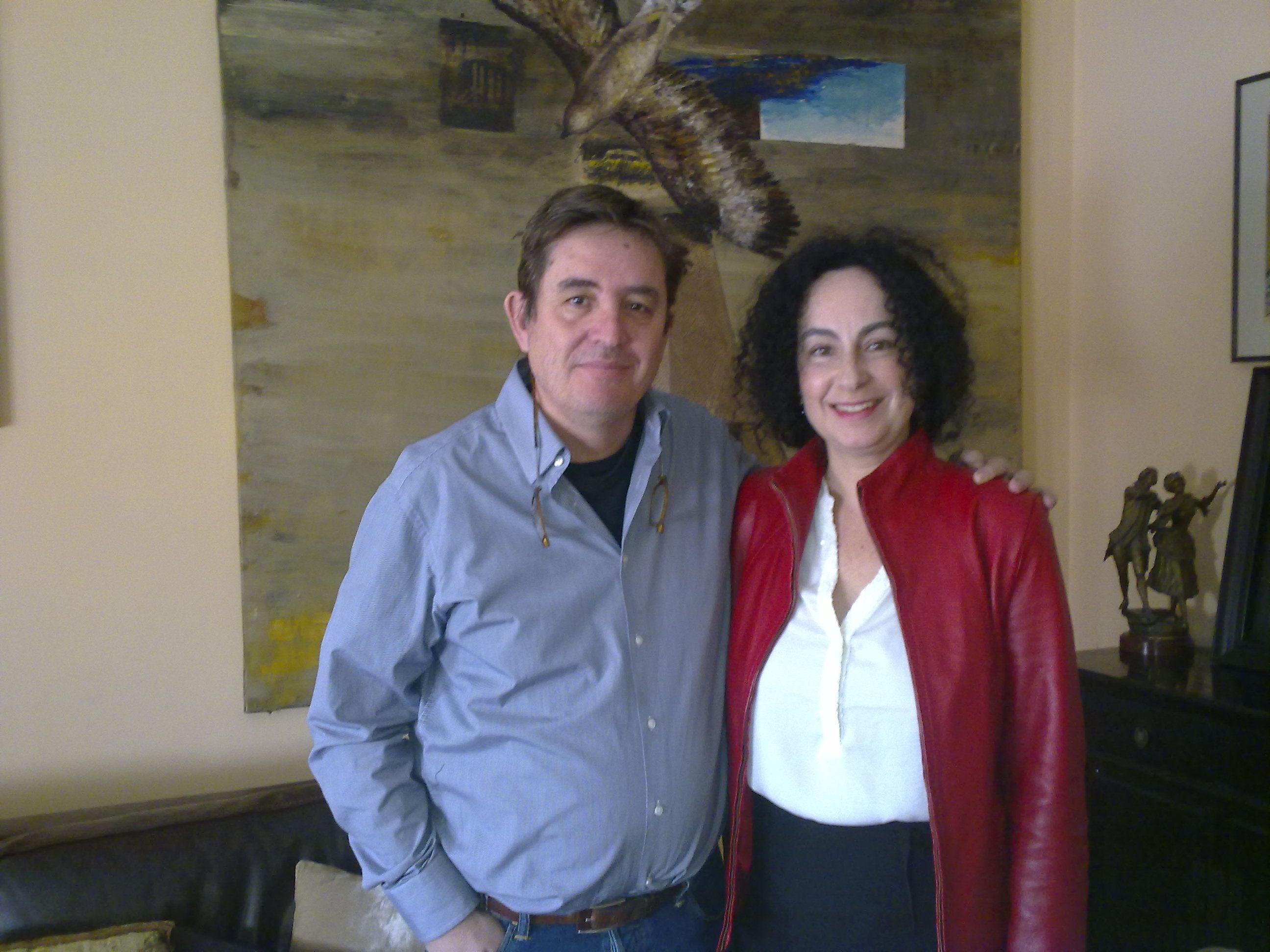 Luis García Montero | Entrevista en Letras y Notas por Eva Santamaría