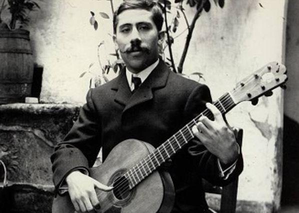 Ángel Barrios (Compositor y guitarrista)[Conversación con su hija Ángela Barrios]