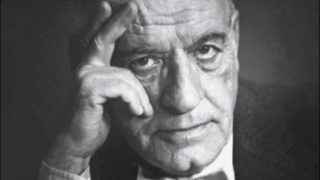 José Ortega y Gasset | Entrevista en Letras y Notas por Eva Santamaría