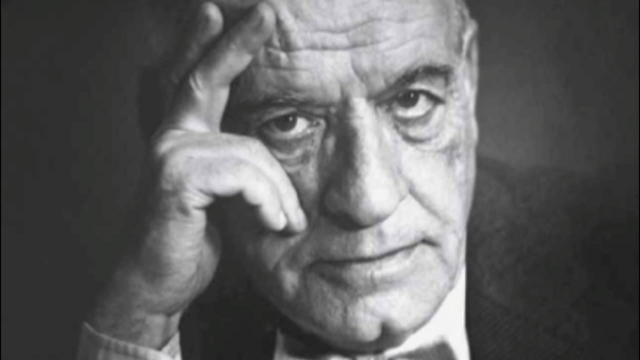 José Ortega y Gasset | Filósofo y Ensayista | Con Jordi García