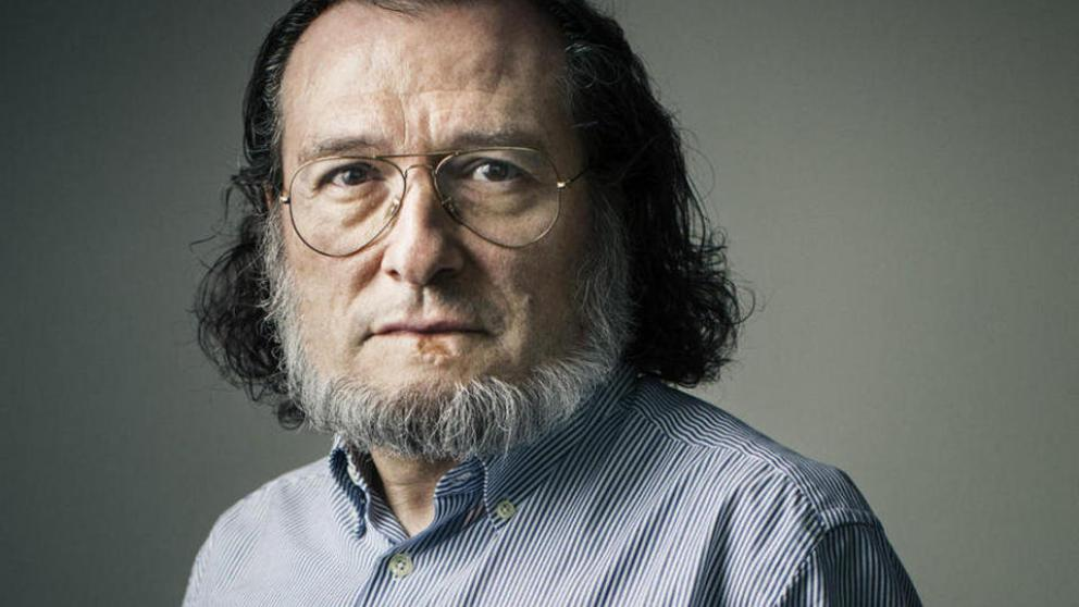 Santiago Niño Becerra | Entrevista en Letras y Notas por Eva Santamaría