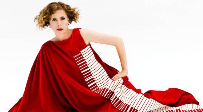 Ágatha Ruíz de la Prada (Premio Nacional de Diseño de Moda 2017)