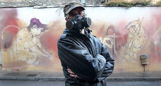 Raúl Ruíz Artista del graffiti | Entrevista en Letras y Notas por Eva Santamaría
