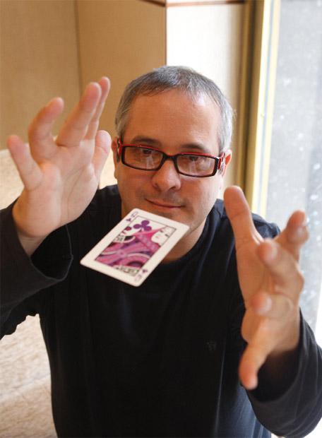 Mago Migue (Ilusionista)