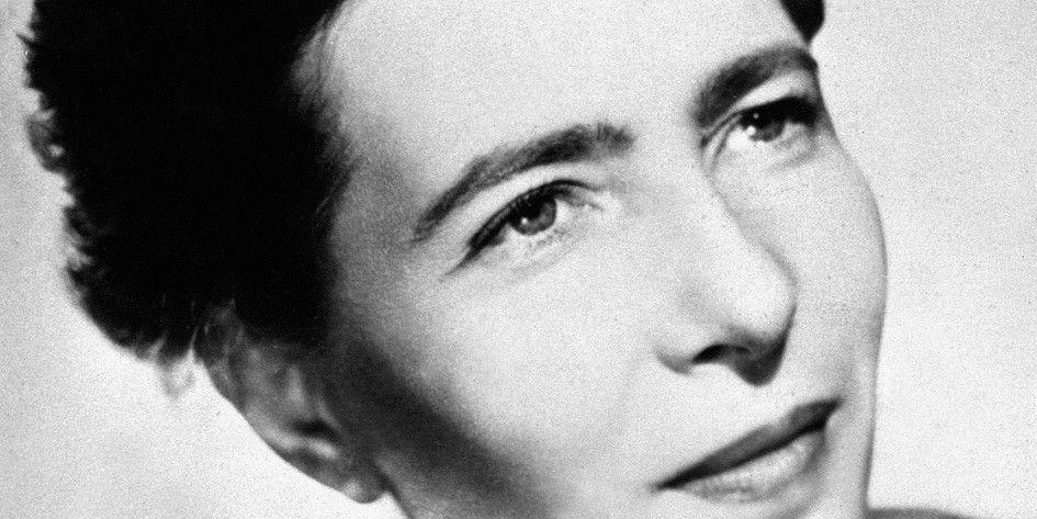 Simone de Beauvoir (Filósofa, escritora y pensadora) [Con Marta Segarra]