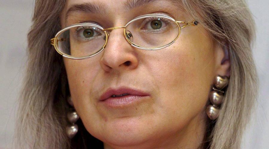 Anna Politkovskaïa | Letras y Notas | Eva Santamaría