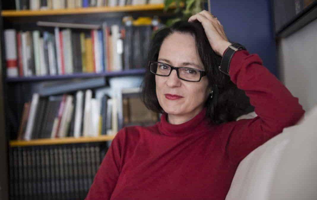 Marta Sanz y lo que hizo con ella El Amante de Marguerite Duras | Letras y Notas