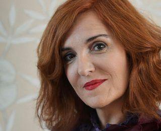 Elvira Lindo y el humor y la lectura y Antonio Muñoz Molina