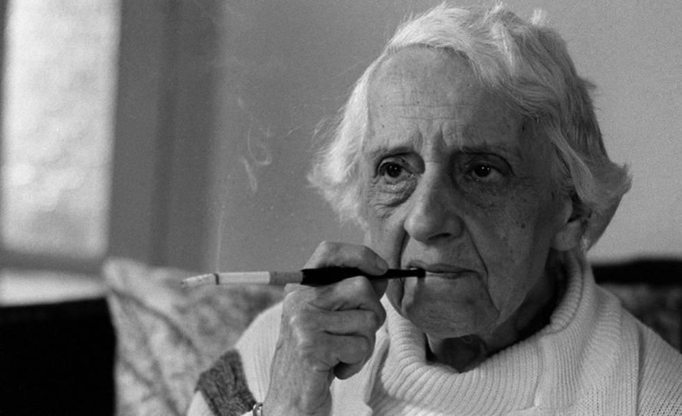 María Zambrano | Entrevista en Letras y Notas | por Eva Santamaría