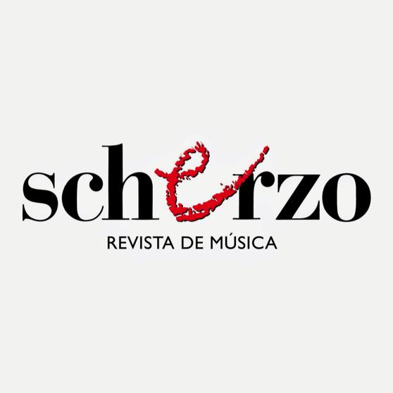 Scherzo | Santiago Martín Bermúdez | Letras y Notas | por Eva Santamaría