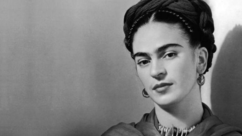 Frida Kahlo | Entrevista en Letras y Notas | por Eva Santamaría