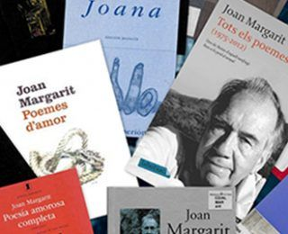 ¡Hasta siempre Joan Margarit!