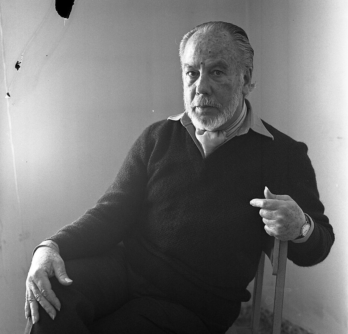 Ramón Gaya | Entrevista en Letras y Notas | por Eva Santamaría