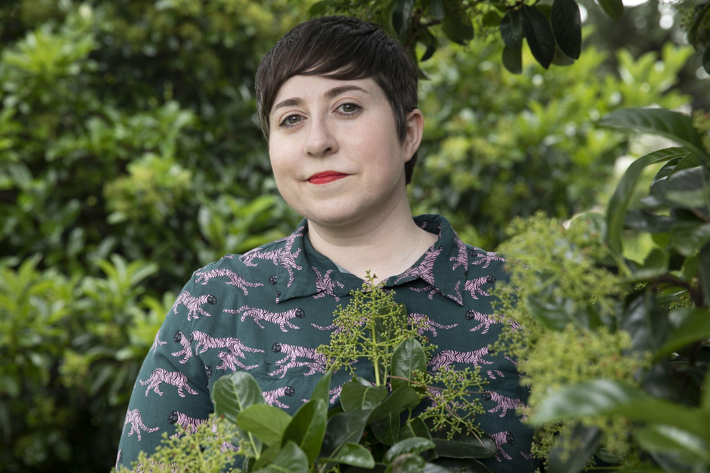 Elena Medel | Entrevista en Letras y Notas | por Eva Santamaría