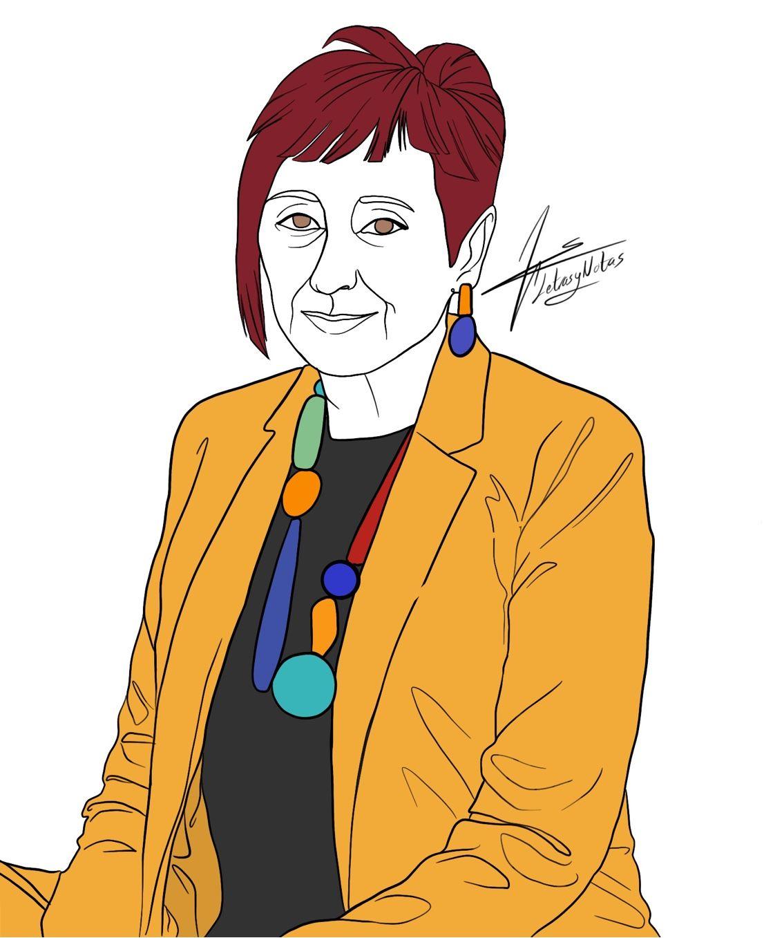 Elia Barceló | Entrevista en Letras y Notas | por Eva Santamaría